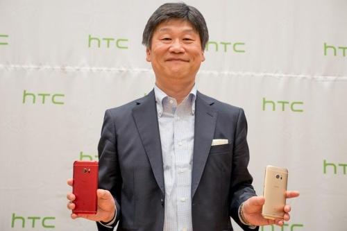 HTC NIPPON 代表取締役社長 玉野浩氏