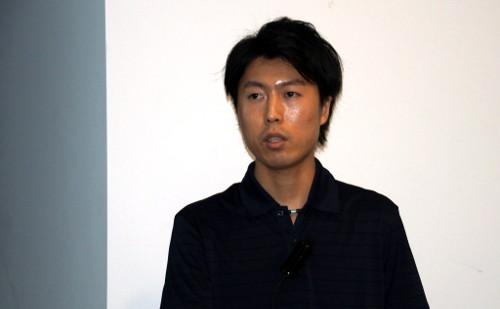 MVNO事業部の永野秀太郎氏