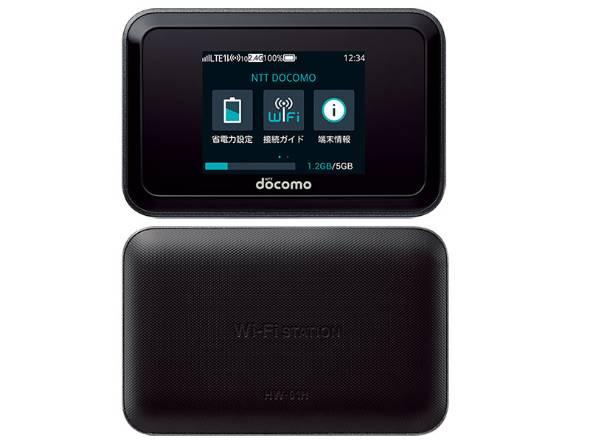 Wi-Fi STATION HW-01H