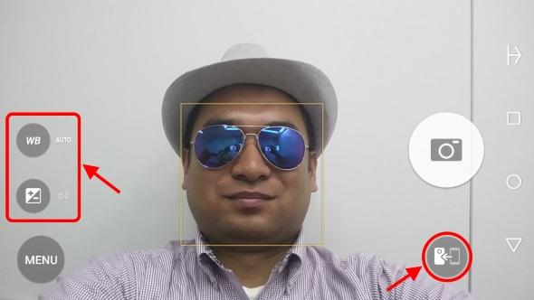 標準カメラアプリの機能追加