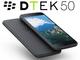 BlackBerry、Android端末「DTEK50」発表(スペックは「IDOL 4」そっくり)