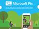Microsoft、AI(人工知能)採用のiOSカメラアプリ「Pix」を公開