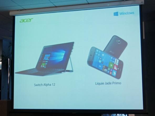 2つの新製品