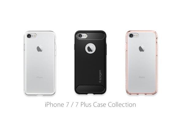 iPhone 7/7 Plus用ケース群(第1弾)