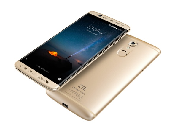 AXON 7 mini(Ion gold)