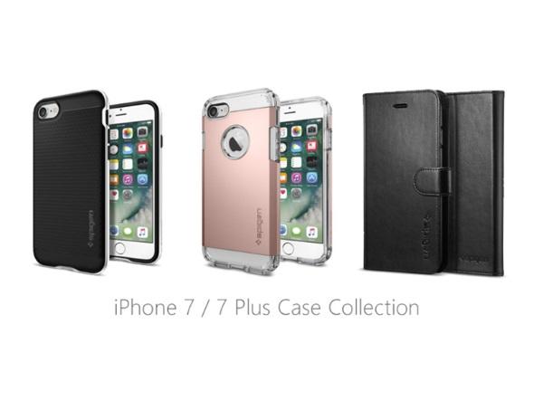 iPhone 7/7 Plus用ケース群(第2弾)