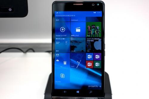 今後の可能性を感じるWindows 10 Mobile