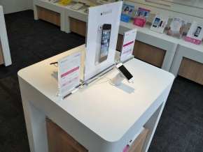 UQ mobile扱いのiPhone 5s
