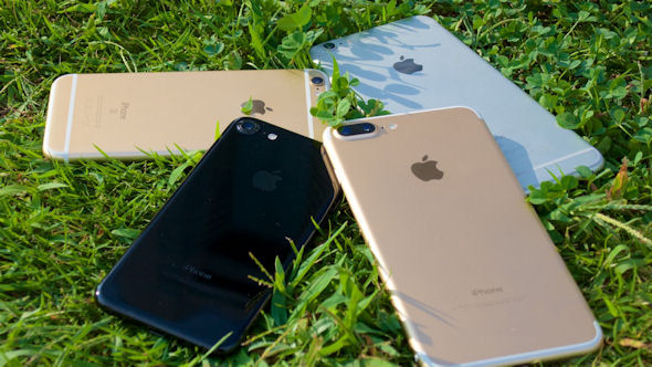 iPhone 7カメラ