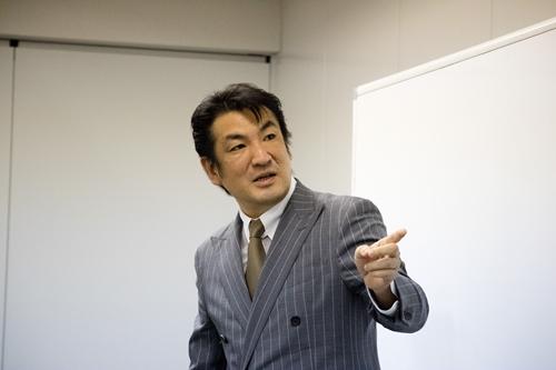 プラスワン・マーケティング 増田薫氏