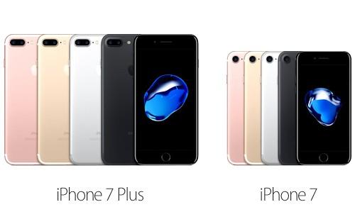 iPhone 7/iPhone 7 Plus