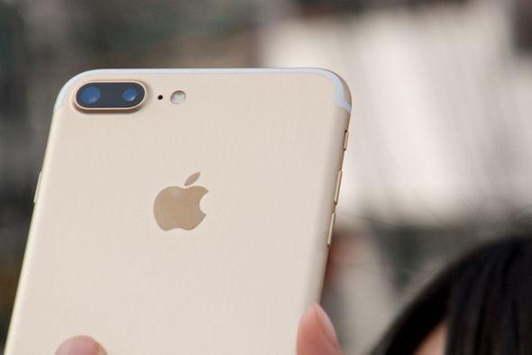 iPhone 7 Plus、ポートレートモード