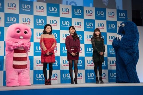 深田恭子さん、多部未華子さん、永野芽郁さん、ピンクガチャとブルームクが登場