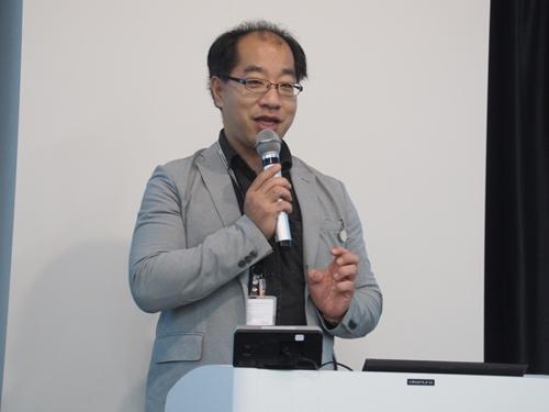 ネットワーク本部技術企画室 担当課長 佐々木太志氏