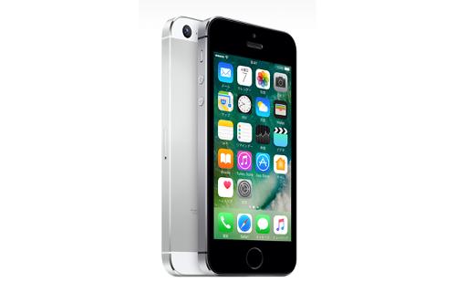 他社MVNOが取り扱っているのはiPhone 5s