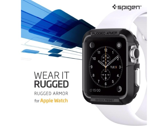 Apple Watch Series 1/2用ラギッド・アーマー
