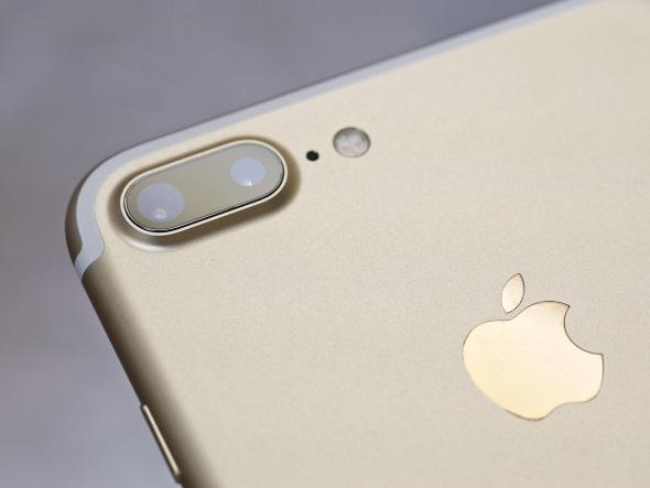 iPhone 7 Plusのカメラ