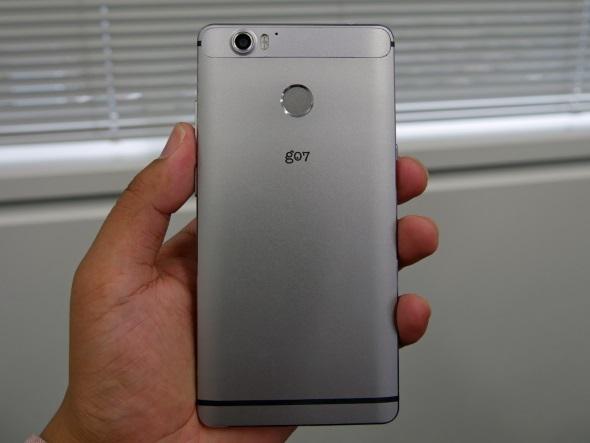 g07の背面