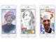 FacebookメッセンジャーのカメラにSnapchatのような3Dマスクなどの新機能