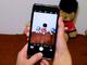 iOS 10.2のスクリーンショット、カメラ撮影画面も無音?
