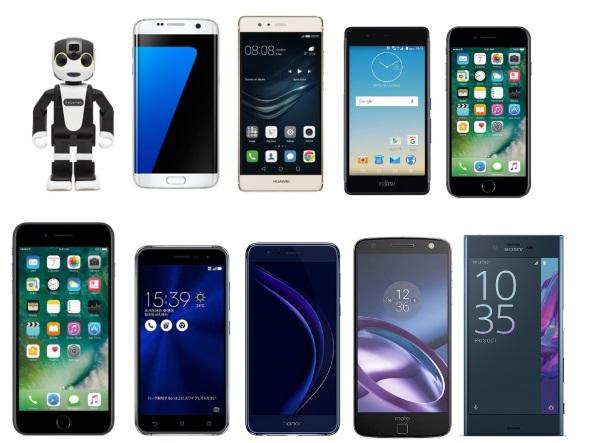 「スマートフォン・オブ・ザ・イヤー2016」の栄冠はどの機種に……?