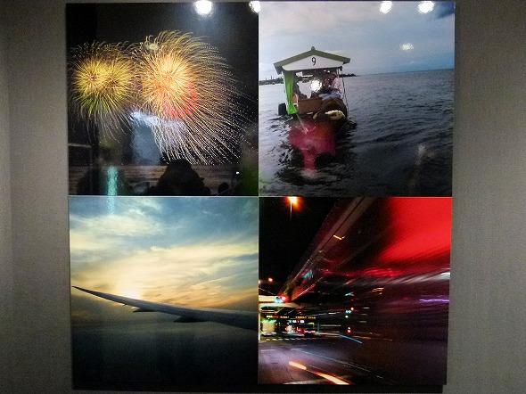 AQUOSというカメラの写真展
