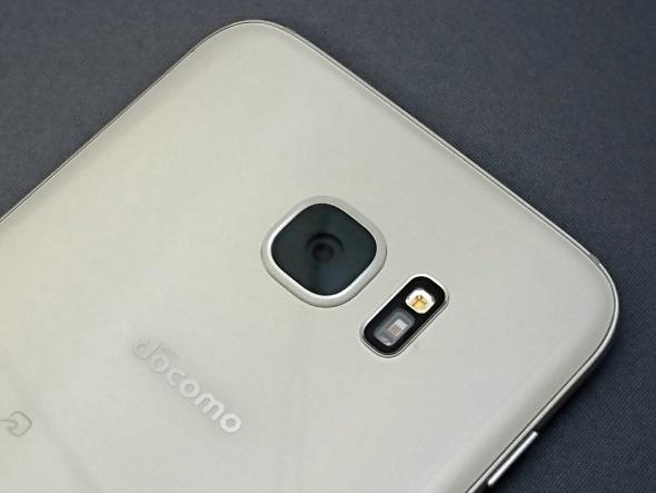 Galaxy S7 edgeのアウトカメラ
