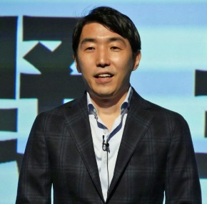 ソフトバンクの菅野圭吾執行役員