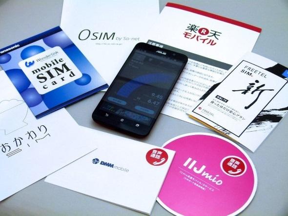 SIMカードのパッケージイメージ