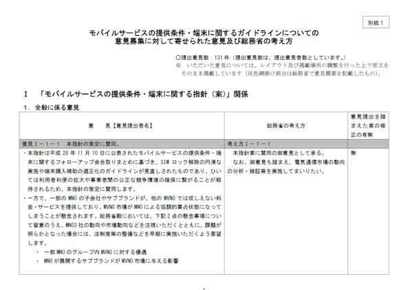 総務省の新ガイドライン
