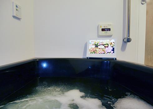 お 風呂 で スマホ