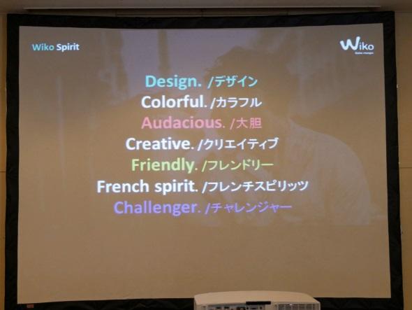 Wiko Spirit