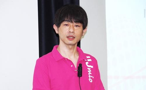 コンシューマサービス部 サービス企画部 リードエンジニア 松崎考視氏