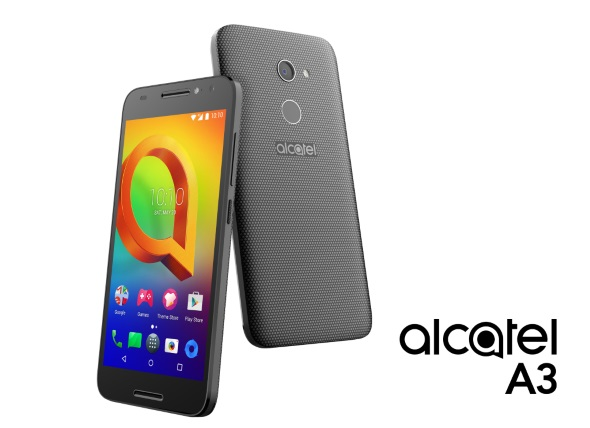 Alcatel A3(Black)