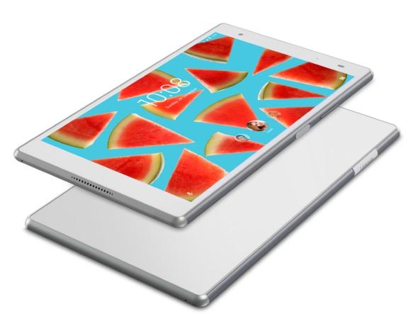 Lenovo Tab 4 8 Plus(LTEモデルのSparkling White)