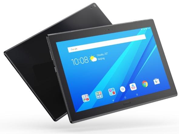 Lenovo Tab 4 10 Plus(Wi-FiモデルのAurora Black)