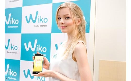 フランスのスマホベンチャー「Wiko」が日本市場に参入!