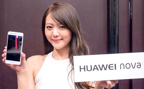 ファーウェイ、若年層向け「HUAWEI nova」シリーズ発表!