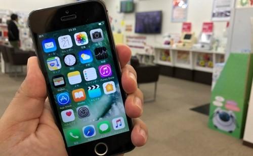 絶好調!「Y!mobile」「UQ mobile」のiPhone 5sとは