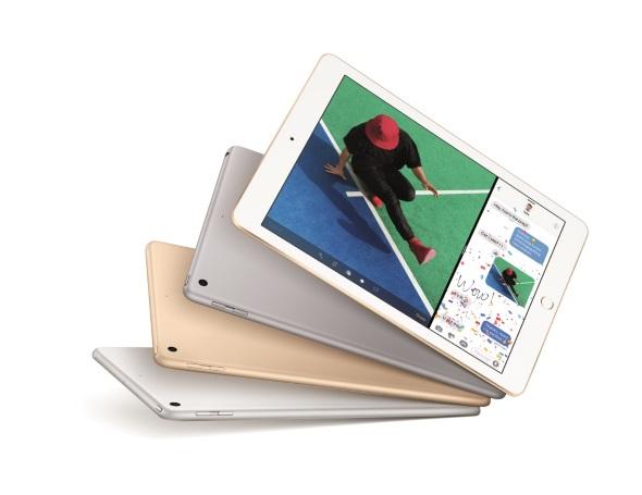 9.7型「iPad」(Wi-Fiモデル)