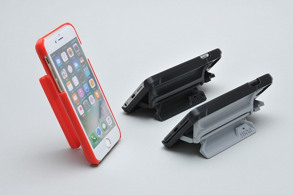 3Dプリンタを活用した変形するスマホケース「GRIPL」、4月11日発売 - ITmedia Mobile