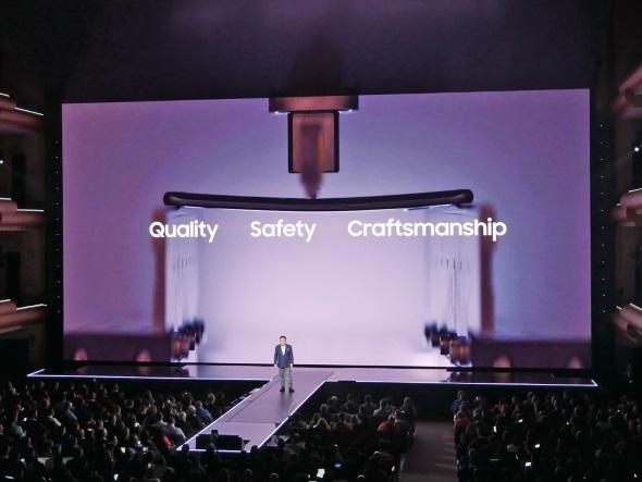 Samsungが最重要視する3つの基礎
