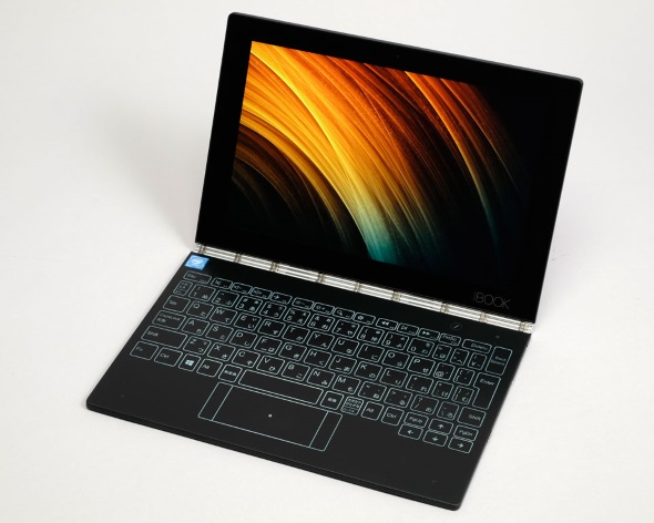 Yoga Book with Windows