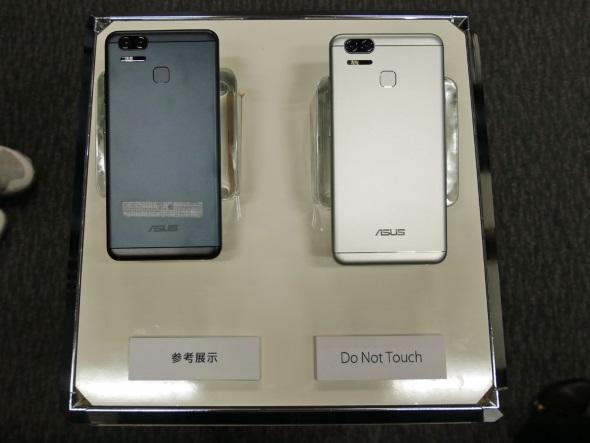 ZenFone 3 Zoom(背面)