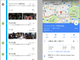 iOS版「Googleマップ」にも移動履歴表示の「タイムライン」機能追加