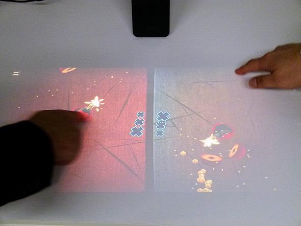 「Xperia Touch」は6月発売 投影した画面に触れて操作できる ...