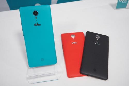 Wikoは端末の設計は自社で、製造は外部のメーカーに任せる手法で多種類の端末を安価に提供