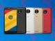Motorola、「Moto C/C Plus」発表 89ユーロから