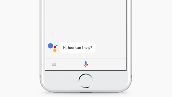 iOS版「Google Assistant」登場