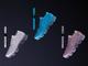 「Apple Watch」の「Nikeスポーツバンド」に人気シューズとコーデできる新4色